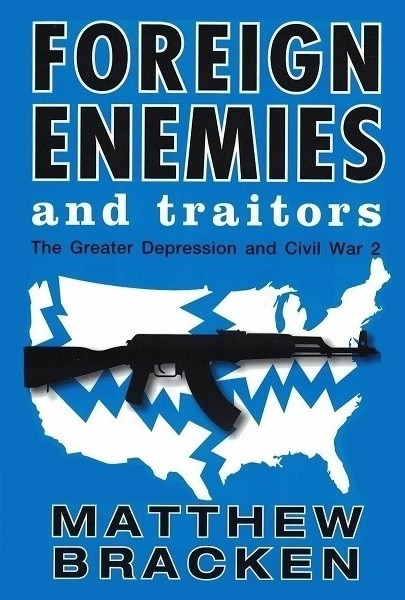 Foreign Enemies book cover